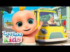 🚍 The Wheels On The Bus 🚌 Fun Songs for Children Abc Songs, Kids Songs, Best Songs, Nursery Rhymes In English, Rhymes For Babies, Nursery Rhymes Songs, Birthday Songs, Birthday Ideas, Wheels On The Bus