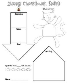 72 best splat the cat stuff images on pinterest cat stuff cats grade onederful lots of splat the cat activities with free printables maxwellsz