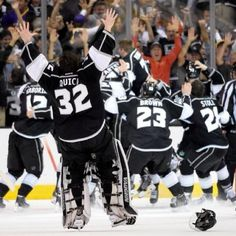 Heart stopping game. LA Kings