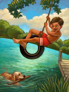 Summertime Swing by CAMartin