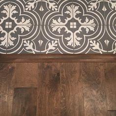 ideas for bath room tiles wood laundry rooms Home Renovation, Home Remodeling, Sheila E, Room Tiles, My Dream Home, Farmhouse Decor, Farmhouse Flooring, Wood Flooring, Bathroom Flooring