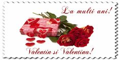 La multi ani! Valentin si Valentina Wraps, Container, Gift Wrapping, Victoria, Birthday, Christmas, Gifts, Vegetables, Food