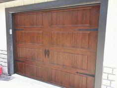 clopay gallery garage door - Google Search