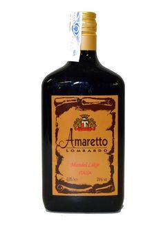 Licor de Almendra amarga #amaretto #licores #licoresycremas #licoresbaco Whiskey Bottle, Liqueurs, Wine