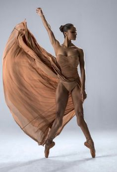 It's Official: Misty Copeland Becomes 1st Black Principal Dancer at American Ballet Theater