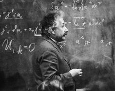 "Did Einstein flunk math?One widely held belief about Einstein is that he failed math as a student, an assertion that is made, often accompanied by the phrase ""as everyone knows,"" by scores of books. Einstein Time, Albert Einstein, Einstein Quotes, Photos Encadrées, Weird Old Photos, Photographs, Gravitational Waves, Theory Of Relativity, E Mc2"