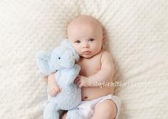 """December 4th """"One A Day"""" goes to Stephanie Fisher Photography on Facebook! LearnShootInspire.com #baby #photography"""