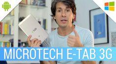 Microtech e-Tab 3G: Windows e Remix OS. Recensione di HDblog.it