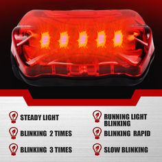 Amazon.com : Bike Light Set By X-Shade - Front Light With Rear Light Combo - Bike LED Light Set - Bike Headlight And Tail Light Set - Made From Good Quality Material - LED Bike Light Set : Sports & Outdoors