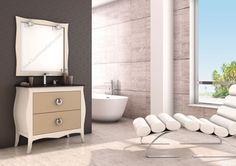Mueble de baño vintage MOZART | tu Cocina y Baño