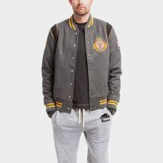Brooks Heritage Varsity Jacket