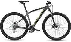 My new one!   Specialized Bicycle Components Rockhopper 29 2015 /grey/green
