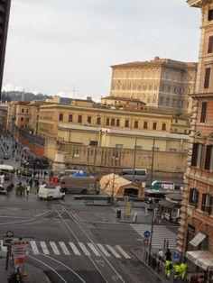 MARIA PARADISO ARTISTA COSTUMISTA PITTRICE SCRITTRICE: Canonizzazione dei due Papi,Roma,27 Aprile 2014