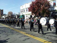 I live a parade