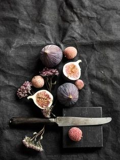 Sigh, such beautiful food styling. Food Styling, Food Photography Styling, Knife Photography, Abstract Photography, Design Set, Food Design, Fruit And Veg, Food Pictures, Food Art