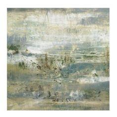 "Gold Dust Giclee | Wall Decor | Ballard Designs     40"" squared"