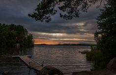 Lake Pyhäjärvi, Finland