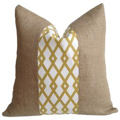 I pinned this Charlene Pillow from the French Farmhouse event at Joss and Main!