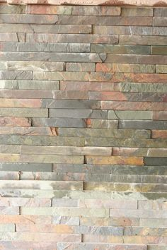 Decorative Slate Wall Tiles Slate Wall Cladding  Slate Stone Facade For Interior And Exterior