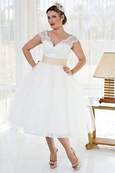 bröllopsklännings
