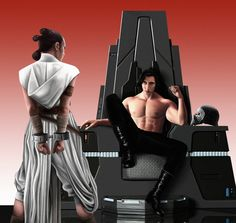 Kylo Rey, Kylo Ren And Rey, Star Wars Comics, Star Wars Humor, Reylo Fanart, Kylo Ren Adam Driver, Star Wars Kylo Ren, Star Trek, Star Wars Fan Art