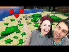 AVEM COCOBROSCUTE!!! Minecraft Aquatic Update Top Videos, Minecraft, My Love