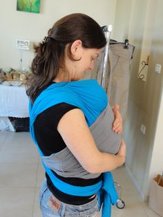 The only baby carrier which is structured, soft and flexible at the same time; Adjustable, one size, clean from buckle or fasteners accessories; Safe, comfortable, friendly, simple to use, light and airy; Enabling all the baby positions as the wrap baby carriers; The Sharon Dror Baby Carrier is protected by a patent and has an ASTM and CPSIA baby carrier standard certificate