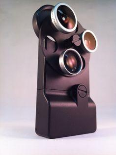 TurtleJacket TriEye Version Binoculars
