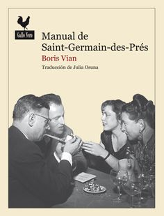 Boris Vian y Saint Germain-des-Prés