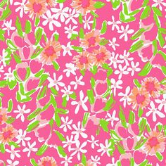 Lilly Pulitzer Fiesta Pink Everything Nice
