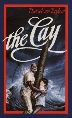 The Cay. Another 5th grade read about a boy who is blinded in a shipwreck, and survives with the help on an unlikely person.