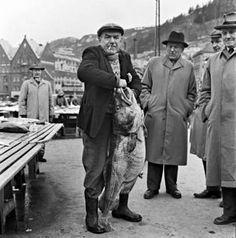 Bergen fishmarket