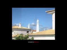 Pictures and Haiku Poetry on the Chimneys in Albufeira, Portugal Video Google, Algarve, Open Up, Haiku, Cn Tower, Albufeira Portugal, Mansions, House Styles, World