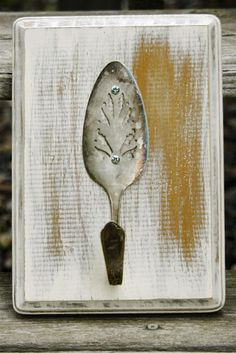 Serving Spoon Wall Hook