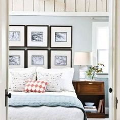 Coastal Nautical Themed Bedroom Ideas | Better Home and Garden