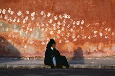 Bruno Barbey MOROCCO. Town of Essaouira. 1985.