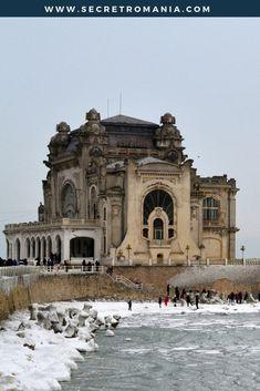 Winter in Dobrogea - Black Sea under snow Tour Around The World, Around The Worlds, Danube Delta, Visit Romania, Romania Travel, Secret Places, Group Tours, Travel Tours, Black Sea