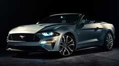 2018 Ford Mustang Convertible Partially Drops Days After Coupe
