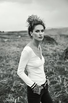 Free People August Catalog featuring Erin Wasson | Spell Blog