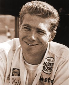 The great Jim Hall car builder, engineer, racer