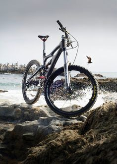 Bike porn: Ibis Mojo HD CrankBrothers test bike | Bikes | ChopMTB