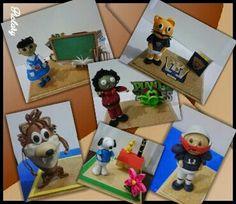 Algunas de mis creaciones.