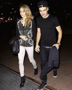 I honestly miss them...Dani and Liam, I mean. Together.
