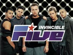 5ive! Loved them so much, that I got ecstatically happy to find out they were part of The Big Reunion...only to be broken hearted when J wasn't there. There's no 5ive without J.