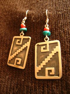 killari: ARETES DE PLATA Metal Stamping, Metal Working, Birthday Candles, Jewlery, Projects To Try, Christmas Ornaments, Holiday Decor, Boho, Accessories