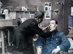 Fotos colorizadas trazem Primeira Guerra à vida 72