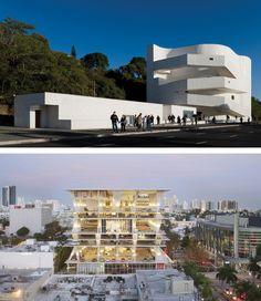 Fundación Iberê Camargo de Álvaro Siza & 1111 Lincoln Road de Herzog & de Meuron ganan el premio Inaugural MCHAP