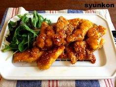 【簡単!めっちゃおすすめです】やわらかい!!鶏むね肉でピリ辛チキンスティック | 山本ゆりオフィシャルブログ「含み笑いのカフェごはん『syunkon』」Powered by Ameba