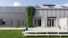 autori creates house 23 as an inviting hostel in serbia