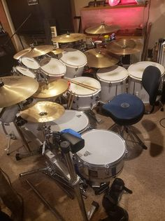 Drum Kits, Music Therapy, Drummers, Weapon, Engine, Music Instruments, Entertaining, Tattoo, Room